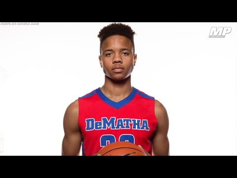 Markelle Fultz High School Highlights - YouTube