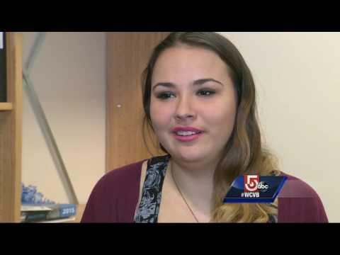 A Plus: Natick High School's Sara Berg