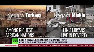 Kisah Benar Libya