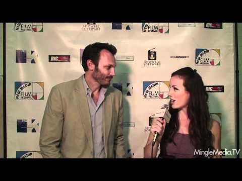 Mark Gantt, The Bannen Way at the Manhattan Short Film Festival Red Carpet Los Angeles Event