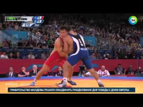 Армянские борцы готовятся к Олимпиаде
