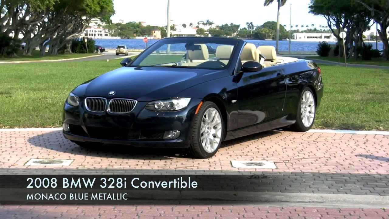 Bmw 328i 2008 >> 2008 BMW 328i Monaco Blue A2787 - YouTube