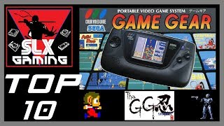 The Sega Game Gear Top 10
