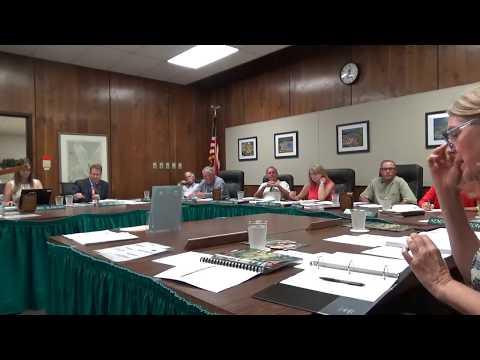 Shasta College Board Meeting 09/13/2017