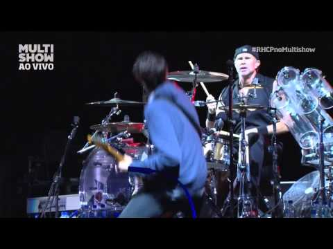 Red Hot Chili Peppers - Can't Stop - Live at Rio de Janeiro, Brazil (09/11/2013) [HD]