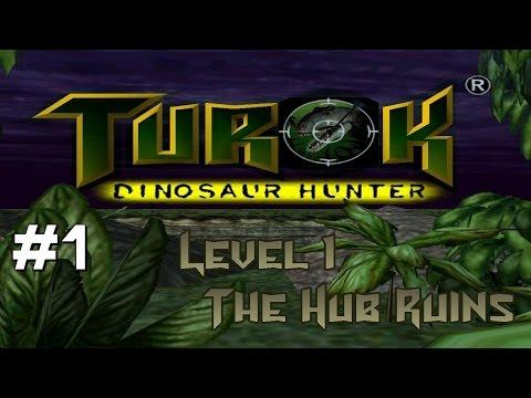 Let's Play Turok: Dinosaur Hunter [L1] - Part 1
