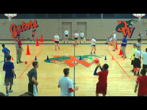 Delta Woods Middle School Dodgeball Highlight Mixtape