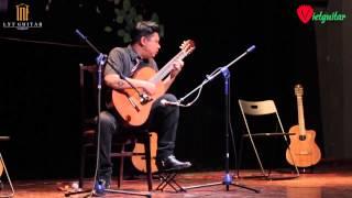 [Guitar Bắc - Nam] Tiếng hát giữa rừng Pắc Bó - NS. Tuấn Khang