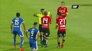 Universidad de Chile 2 vs Unión Española 1