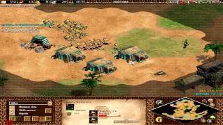 Age of Empires II: Conquerors    Rush fácilmente