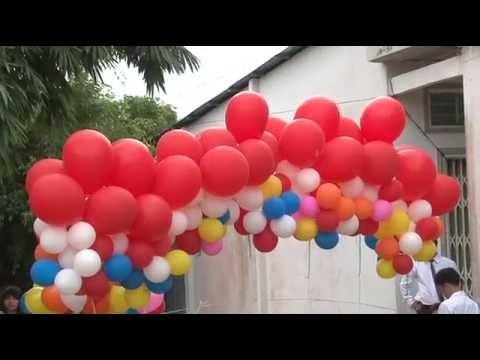 [Trường THPT Võ Thị Hồng] LỄ TỔNG KẾT VÀ LỄ RA TRƯỜNG Năm học 2015-2016 (27/5/2016)