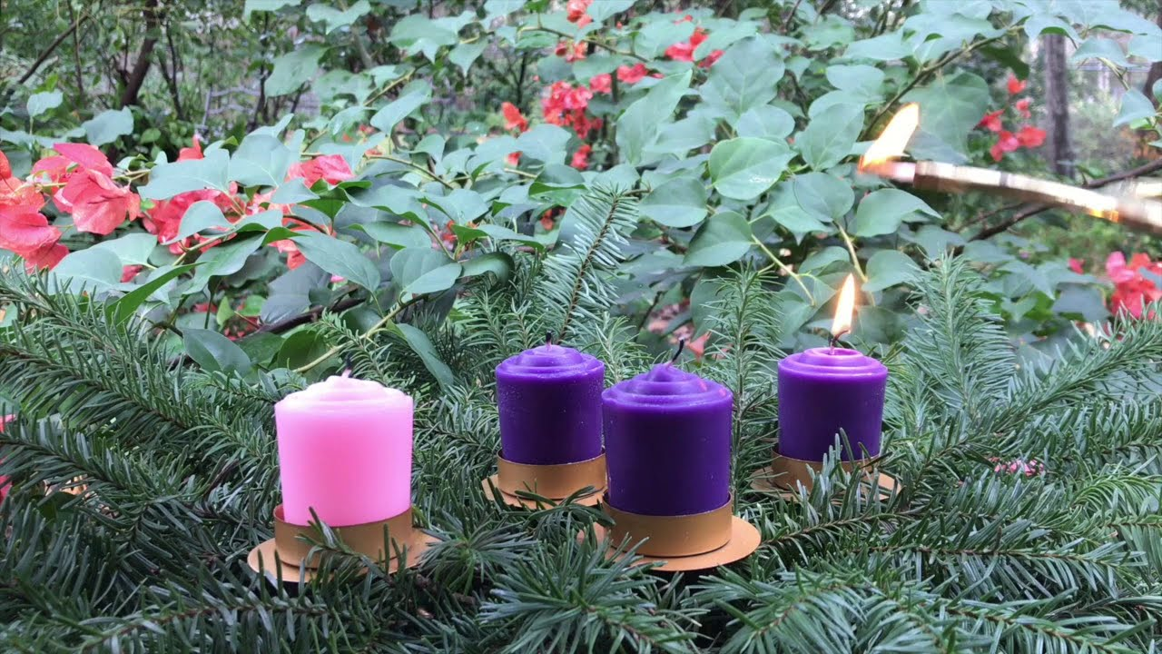 Walking with the Patriarchs - The First Sunday in Advent