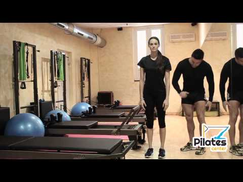Principios basicos (Pilates Center)
