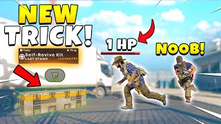*NEW TRICK* WARZONE BEST HIGHLIGHTS! - Epic & Funny Moments #496
