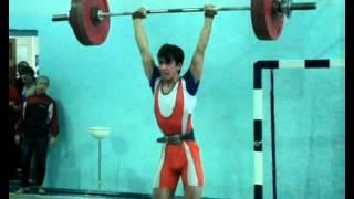 Выступления Альберта Буракова МС (до 62 кг)