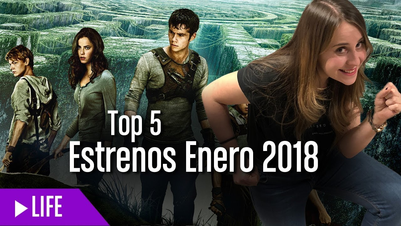 Top 5 Estrenos Cartelera Enero 2018 Youtube