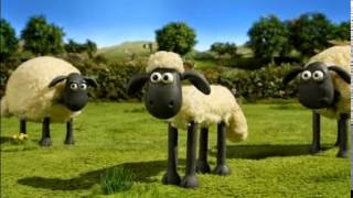 shaun the sheep in english
