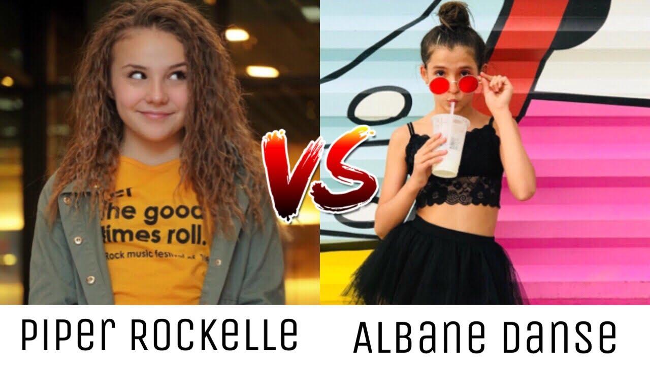 Piper Rockelle VS Albane Danse  Tik Tok Battle   YouTube