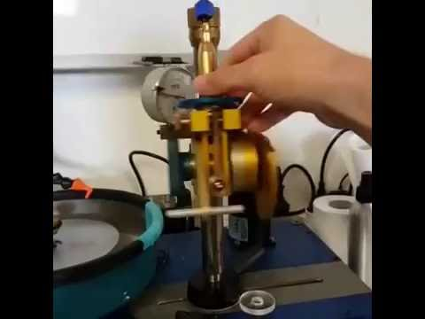Let us show you around a faceting machine