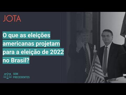 Sem Precedentes, ep 42: O que as eleições americanas projetam para a eleição de 2022 no Brasil?