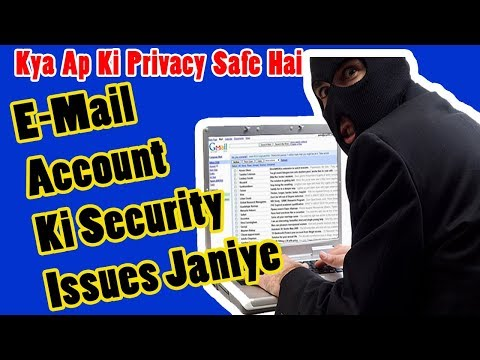 Know Email Security Issues And Create Email Yourself (Hindi)#