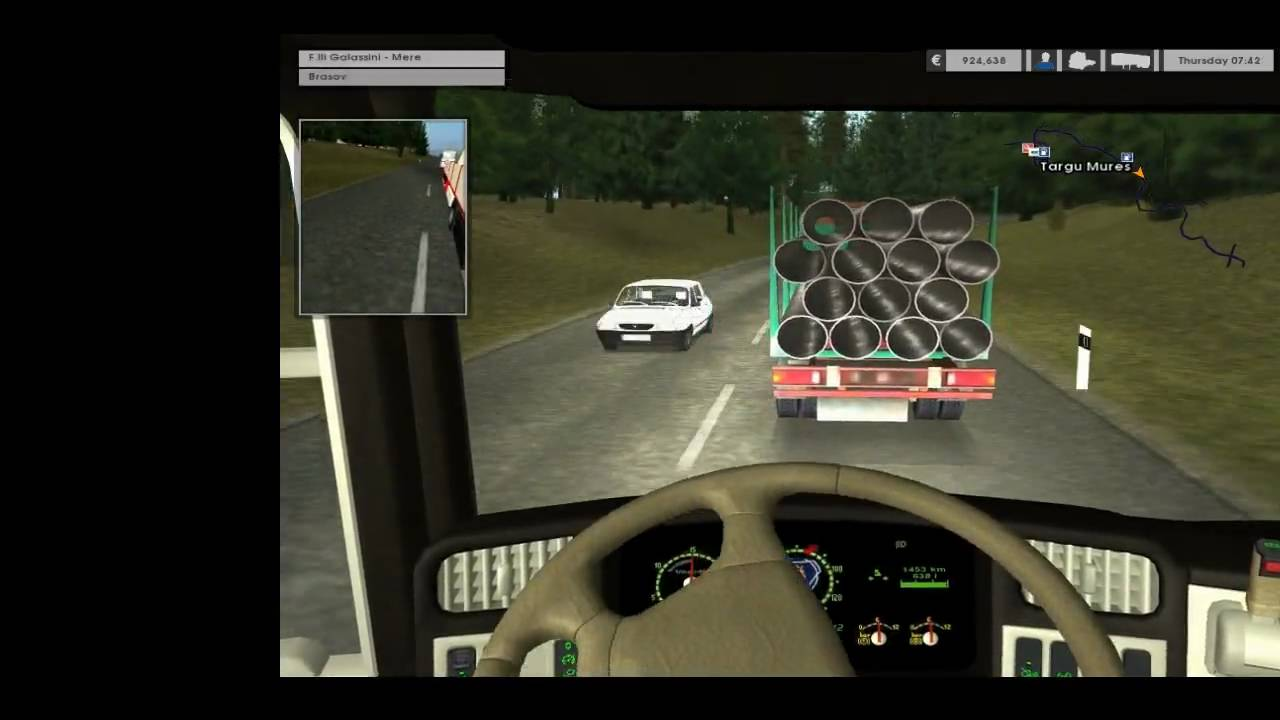 Romanian map by andu team (ets 2 + download mod) youtube.