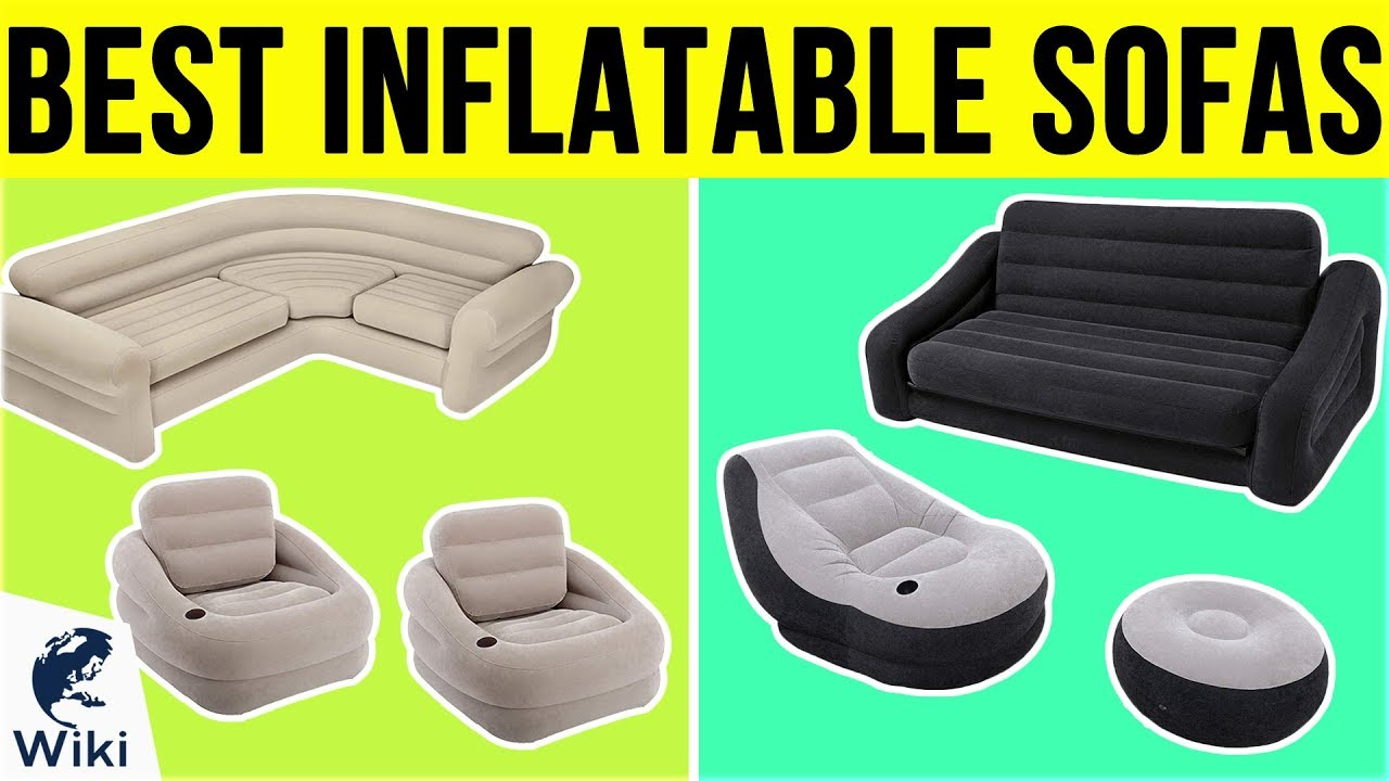 Top 6 Inflatable Sofas Of 2019 Video