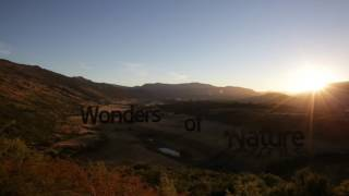 Wonders of nature (SAMSUNG)