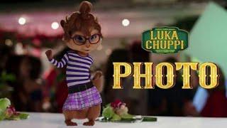 Luka Chuppi: Photo Song | Kartik Aryaan, Kriti Sanon | Goldboy | Chipmunks Version | Chipmunk Series