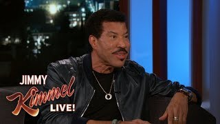 Lionel Richie Reveals Why You Should Never Vacation with Kenny Rogers
