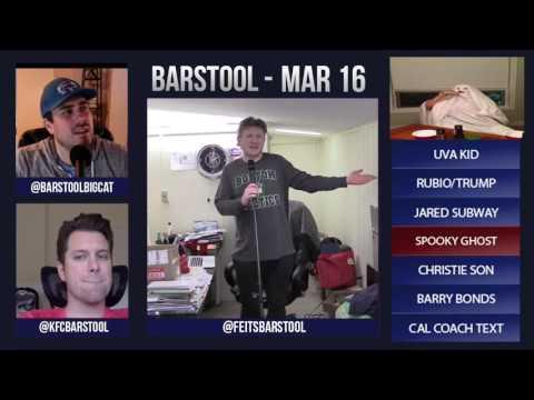 Barstool Rundown // March 16th 2016