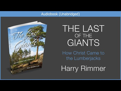 The Last Of The Giants | Free Audiobook | Harry Rimmer