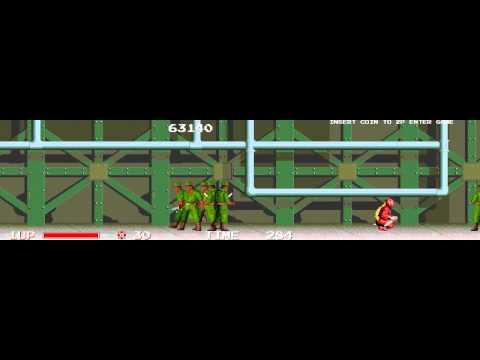 ニンジャウォーリアーズ / The Ninja Warriors ALL part 1 of 2