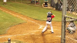 Walk Off Homerun For Bayside Little League All Stars 10-11 Age
