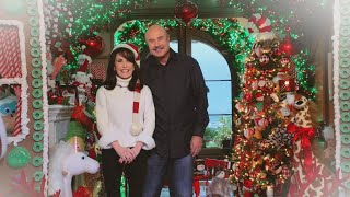 Christmas at Home with Dr. Phil & Robin McGraw