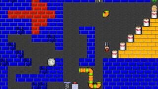 DOS Game: Hubie