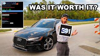 Was the DS1 tune worth it  AUDI S6 tune