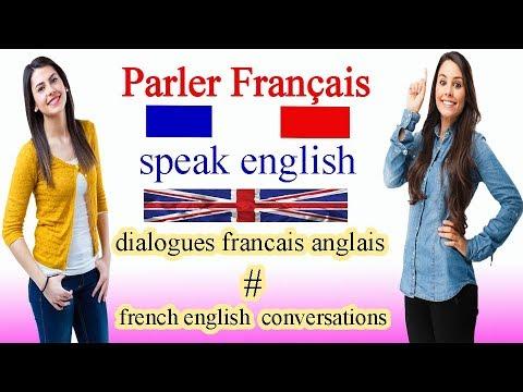 dialogues francais anglais  # french english  conversations part 1