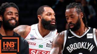 Brooklyn Nets vs Sesi Franca - Full Game Highlights | October 4, 2019 NBA Preseason