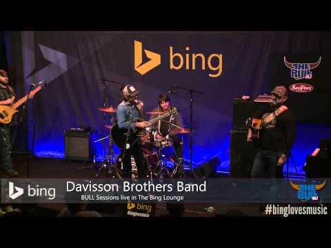 Davisson Brothers Band -- Interview (Bing Lounge)