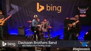 Davisson Brothers Band -- Interview (Bing Lounge)(, 2014-11-17T23:38:57.000Z)