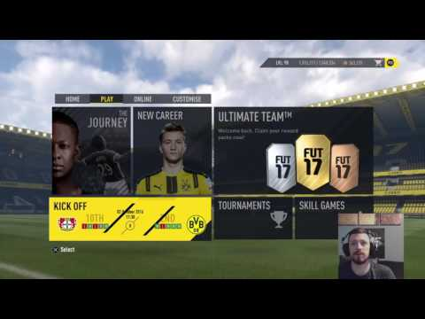 FIFA 17 - Skill Games - Road To Global 1