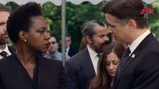 Viola Davis, Colin Farrell and Daniel Kaluuya in Widows   Clip   Film4