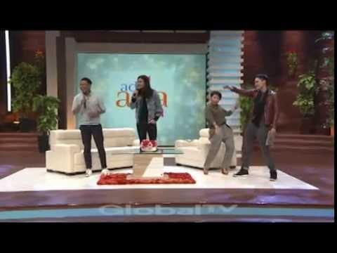 Ada Suprise Saat VIRZA & INDY Asik Karaoke!