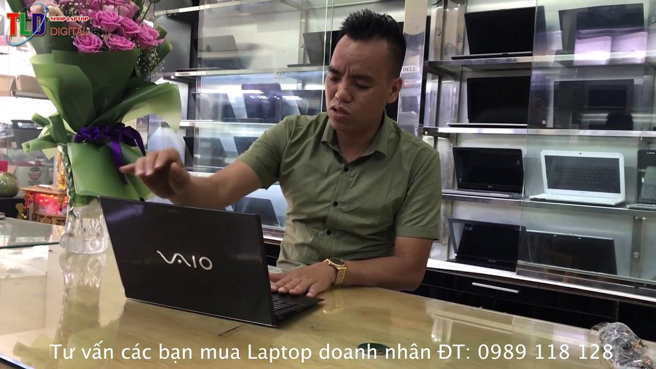 Laptop Sony Vaio SVP13 Đẳng Cấp Giá Trị Sưu Tầm
