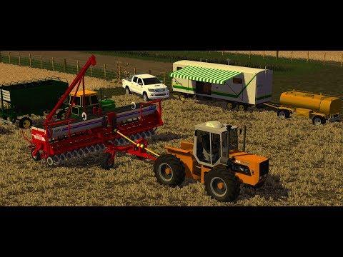 Farming simulator 2013 Argentina - Map Estacia Los Vascos  V1 - Cap#2