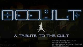 OCCULT - A Tribute To The Cult Promo Short