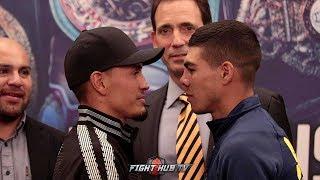 Download Video GALLO ESTRADA & VICTOR MENDEZ GO HEAD TO HEAD IN LOS ANGELES FOR HBO'S FINAL FIGHT! MP3 3GP MP4