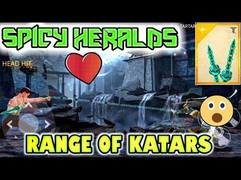 Shadow Fight 3, Chapter 7 Legendary Katars Gameplay ^ CHELISERAE Heralds
