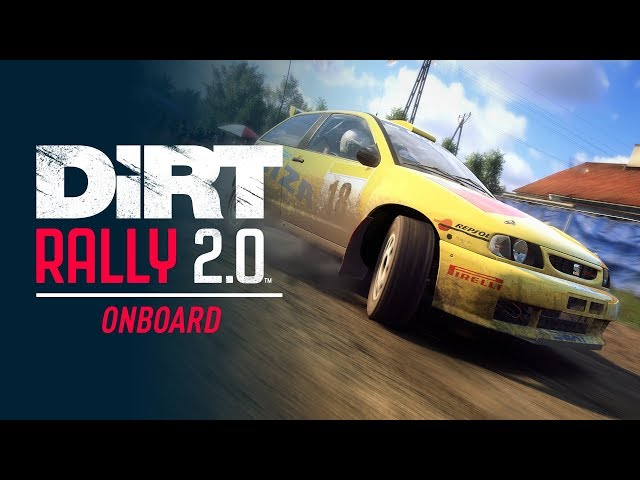 Seat Ibiza Kit Car: First Look - Onboard - DiRT Rally 2.0